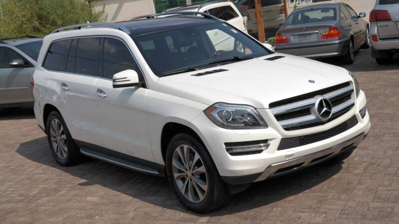 2014 Mercedes-Benz GL-Class for sale at Cars-KC LLC in Overland Park KS