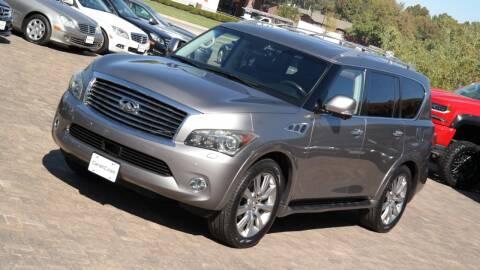 2011 Infiniti QX56 for sale at Cars-KC LLC in Overland Park KS