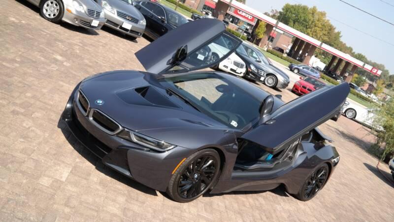 2017 BMW i8 for sale at Cars-KC LLC in Overland Park KS