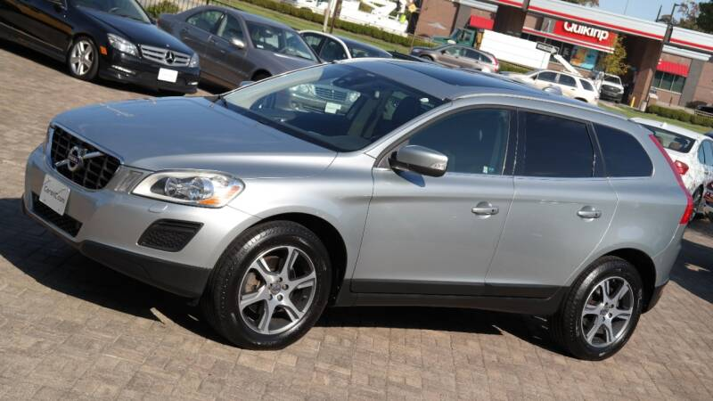 2013 Volvo XC60 for sale at Cars-KC LLC in Overland Park KS