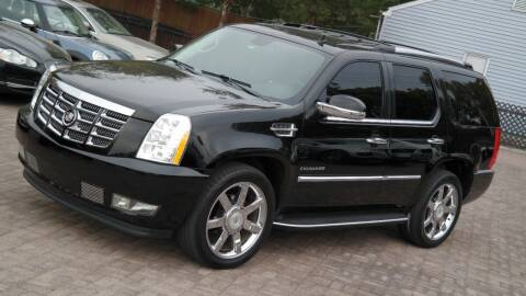 2011 Cadillac Escalade for sale at Cars-KC LLC in Overland Park KS
