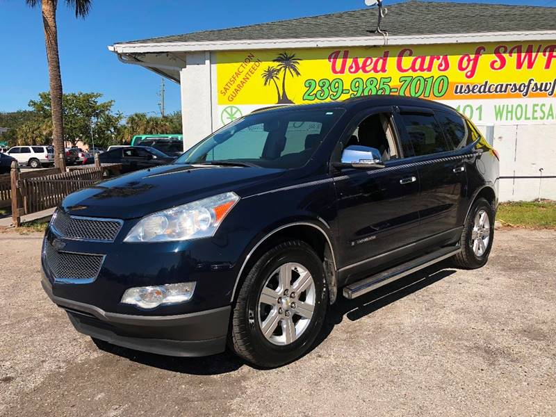 2009 Chevrolet Traverse Lt In Fort Myers Fl Used Cars Of Swfl Llc