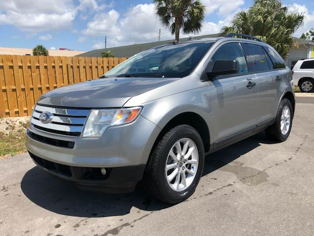 Ford Edge For Sale At Used Cars Of Swfl Llc In Fort Myers Fl