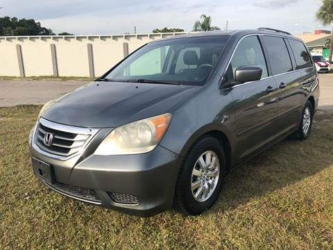 used honda odyssey for sale in fort myers fl. Black Bedroom Furniture Sets. Home Design Ideas