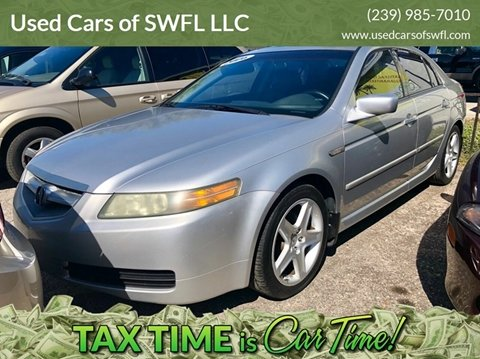 Acura Fort Myers >> Acura For Sale In Fort Myers Fl Used Cars Of Swfl Llc
