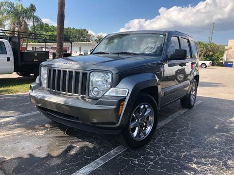 2012 Jeep Liberty for sale in Fort Myers, FL