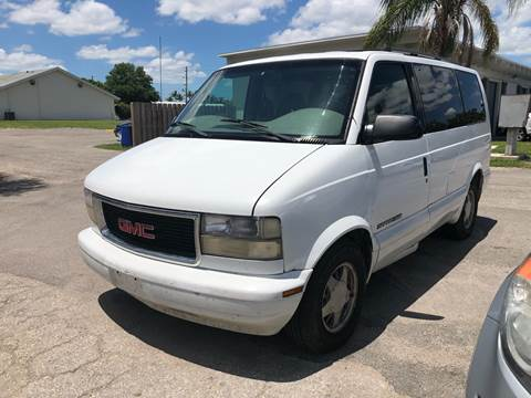 2000 GMC Safari for sale in Fort Myers, FL