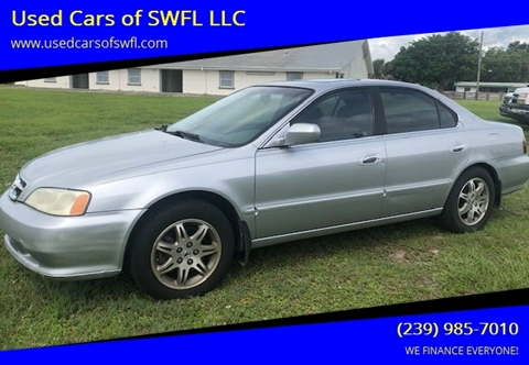 Acura Fort Myers >> Acura Tl For Sale In Fort Myers Fl Used Cars Of Swfl Llc
