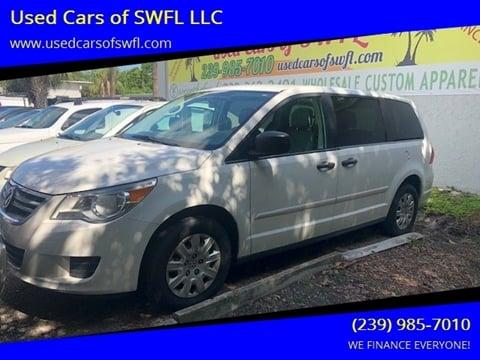 2011 Volkswagen Routan for sale in Fort Myers, FL