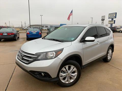 2013 Honda CR-V for sale in Ponca City, OK