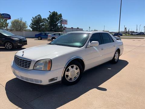 2005 Cadillac DeVille for sale in Ponca City, OK