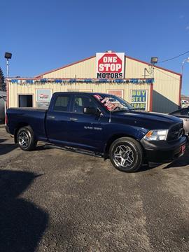 2012 RAM Ram Pickup 1500 for sale in Yakima, WA