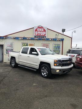 6496c27484 2014 Chevrolet Silverado 1500