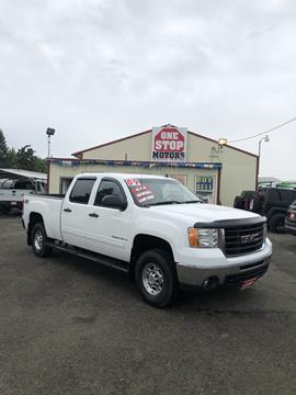 2009 GMC Sierra 2500HD for sale in Yakima, WA