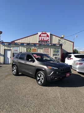 2014 Jeep Cherokee for sale in Yakima, WA