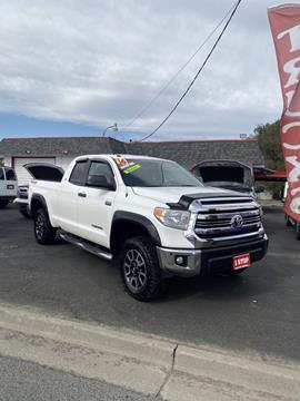 2016 Toyota Tundra For Sale >> 2016 Toyota Tundra For Sale In Yakima Wa
