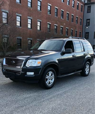 2010 ford explorer xlt in pawtucket ri - hernandez auto sales