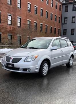 2005 Pontiac Vibe for sale in Pawtucket, RI
