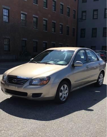 2009 Kia Spectra For Sale At Hernandez Auto Sales In Pawtucket RI