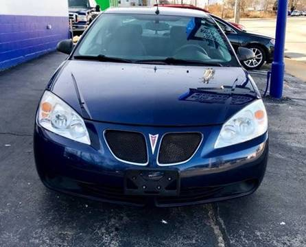 2008 Pontiac G6 for sale in Pawtucket, RI