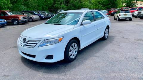 2011 Toyota Camry for sale in Pawtucket, RI