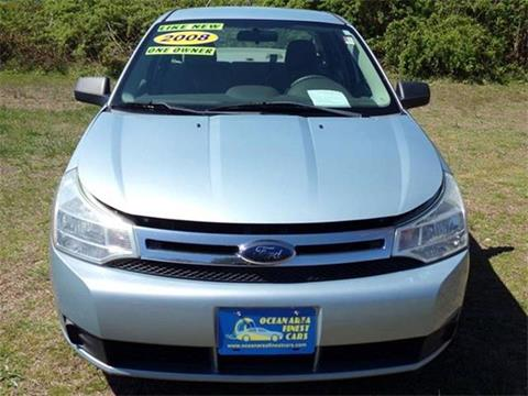 2008 Ford Focus for sale in Ocean View, DE