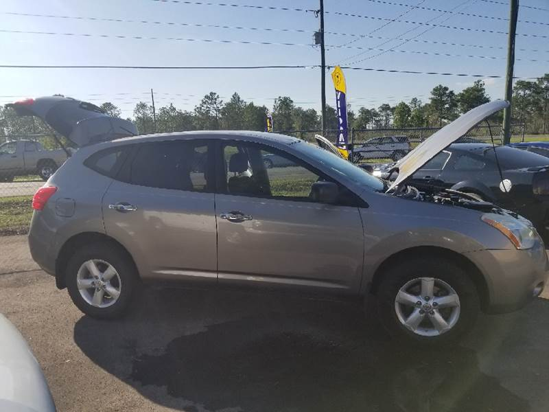 2010 Nissan Rogue For Sale At Right Priced Auto Sales LLC In Weeki Wachee FL