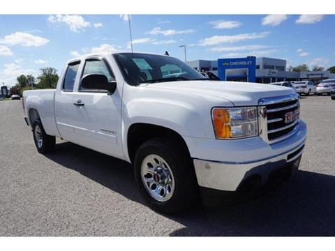 2013 GMC Sierra 1500 For Sale At Patriot Chevrolet Buick GMC In Hopkinsville  KY