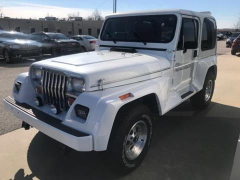 1992 Jeep Wrangler for sale in Hopkinsville, KY