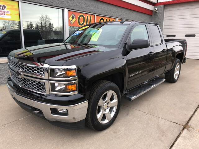 2015 chevrolet silverado 1500 lt z71 in pontiac mi woodward auto. Black Bedroom Furniture Sets. Home Design Ideas