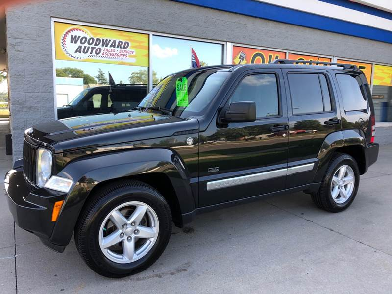 2009 Jeep Liberty For Sale At Woodward Auto In Pontiac MI