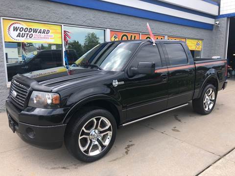 2008 Ford F150 For Sale >> Ford F 150 For Sale In Pontiac Mi Motor City Direct Auto