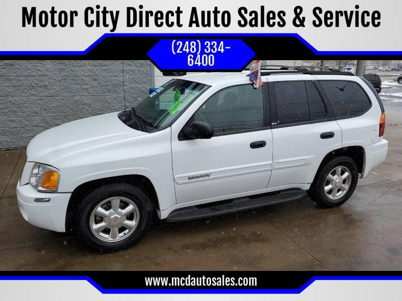 Direct Auto Sales >> Motor City Direct Auto Sales Service Car Dealer In
