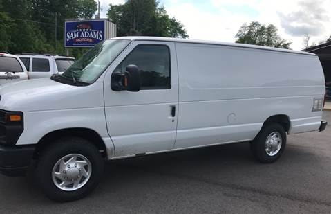 2014 Ford E-Series Cargo for sale at Sam Adams Motors in Cedar Springs MI