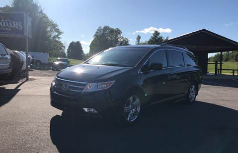 2011 Honda Odyssey for sale at Sam Adams Motors in Cedar Springs MI