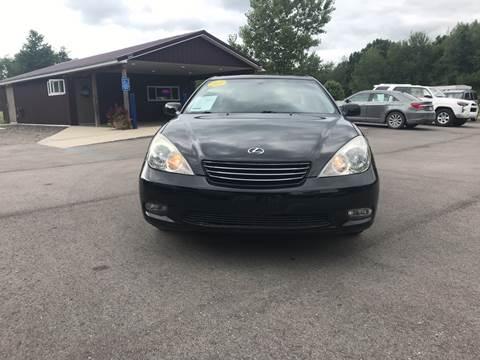 2004 Lexus ES 330 for sale at Sam Adams Motors in Cedar Springs MI