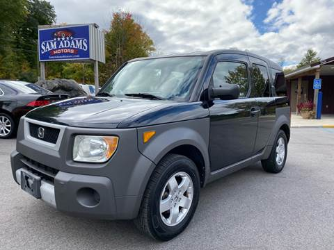 2004 Honda Element for sale at Sam Adams Motors in Cedar Springs MI