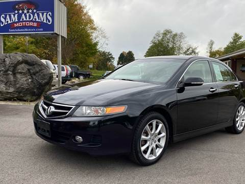 2006 Acura TSX for sale at Sam Adams Motors in Cedar Springs MI