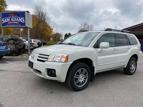 2004 Mitsubishi Endeavor for sale at Sam Adams Motors in Cedar Springs MI