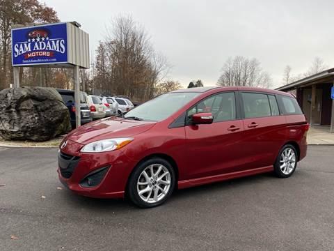 2013 Mazda MAZDA5 for sale at Sam Adams Motors in Cedar Springs MI