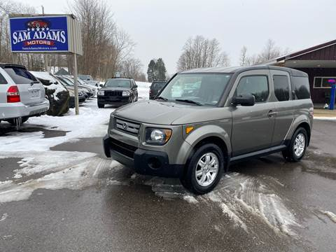 2007 Honda Element for sale at Sam Adams Motors in Cedar Springs MI