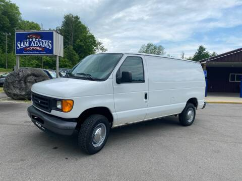 2006 Ford E-Series Cargo for sale at Sam Adams Motors in Cedar Springs MI