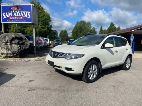 2011 Nissan Murano for sale at Sam Adams Motors in Cedar Springs MI