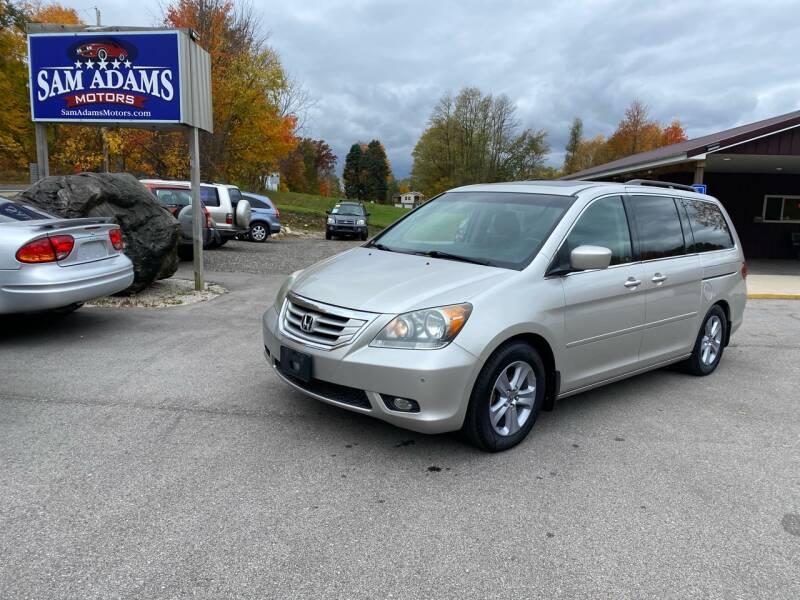 2008 Honda Odyssey for sale at Sam Adams Motors in Cedar Springs MI