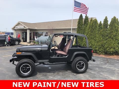 1992 Jeep Wrangler for sale in Celina, OH
