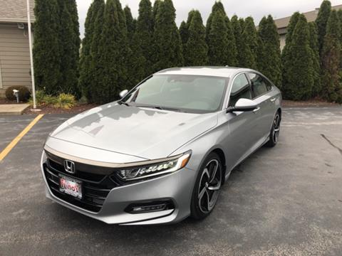 2019 Honda Accord for sale in Celina, OH