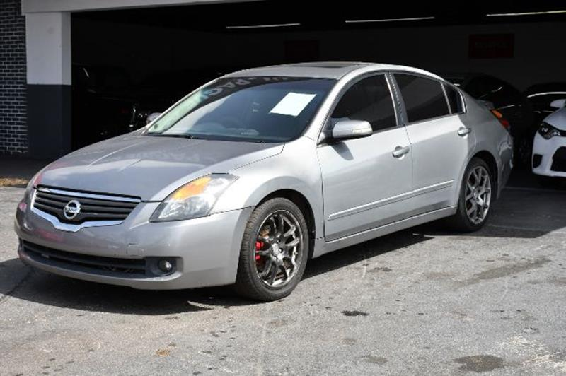 2007 Nissan Altima In Miami Fl Super Car Miami Group