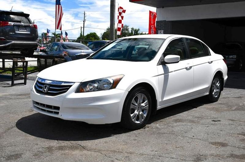 2011 Honda Accord For Sale At Super Car Miami Group In Miami FL