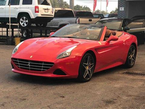 Ferrari California T >> 2018 Ferrari California T For Sale In Miami Fl