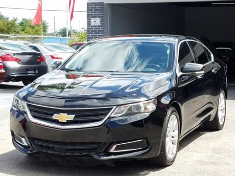 Used Chevy Impala For Sale >> 2016 Chevrolet Impala For Sale In Miami Fl